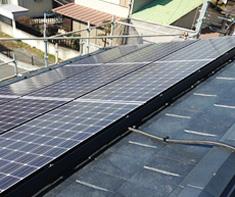 太陽光ソーラーパネル
